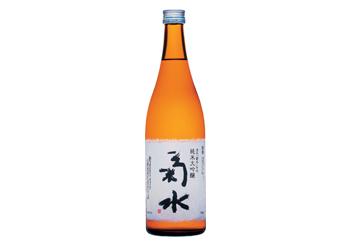 酒米菊水 純米大吟醸