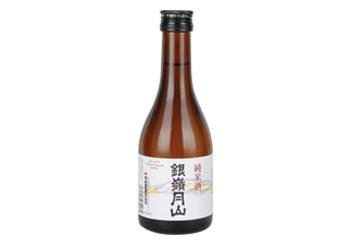 銀嶺月山純米酒 300ml
