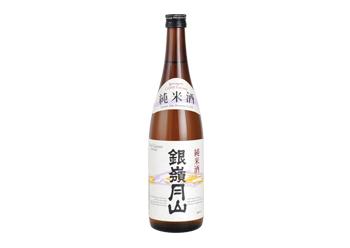 銀嶺月山純米酒 720ml