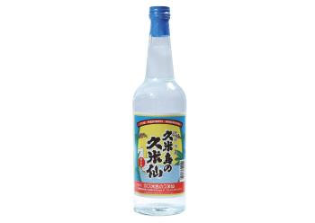 久米島の久米仙(泡盛)